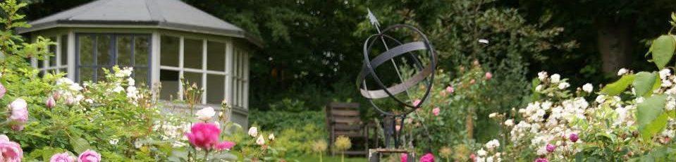 Nu vaknar trädgården i Svaneholm – uppstart
