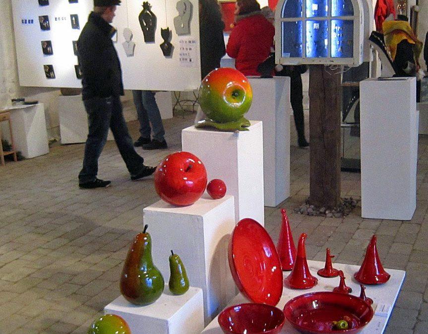 Konstutställning Mästers Galleri
